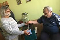 Páteční volby v SCP Vodňany.