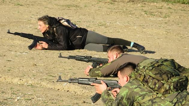 V prostorách 25. protiletadlového raketového pluku ve Strakonicích se v pátek 22. října uskutečnila již popáté náborová akce pro veřejnost, Vojákem na zkoušku.