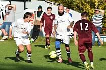 Fotbalová I.B třída: Dražejov - Cehnice 2:2.