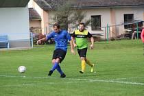Fotbalová I.B třída: Husinec - Osek B 4:2.
