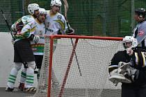 Blatná doma dvakrát porazila Prachatice B - 7:0 a 4:1.