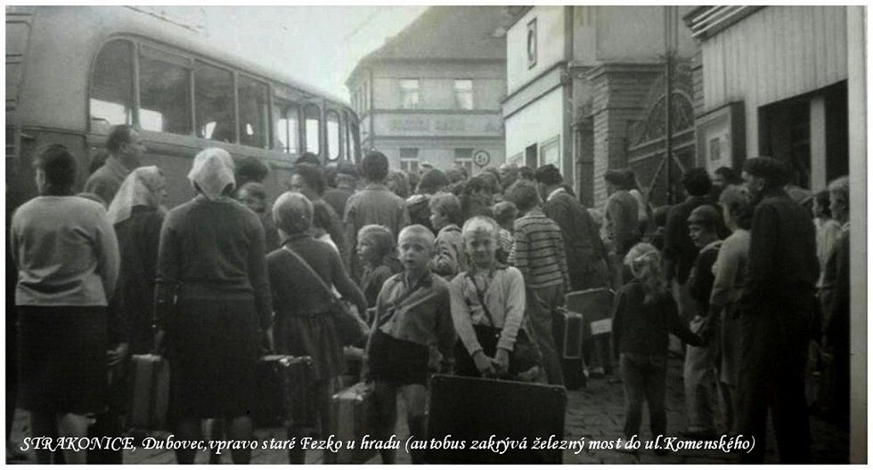 Staré Fezko Strakonice.