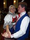 Tradiční staročeský ples se konal v sokolovně v Radomyšli v sobotu 4. února.