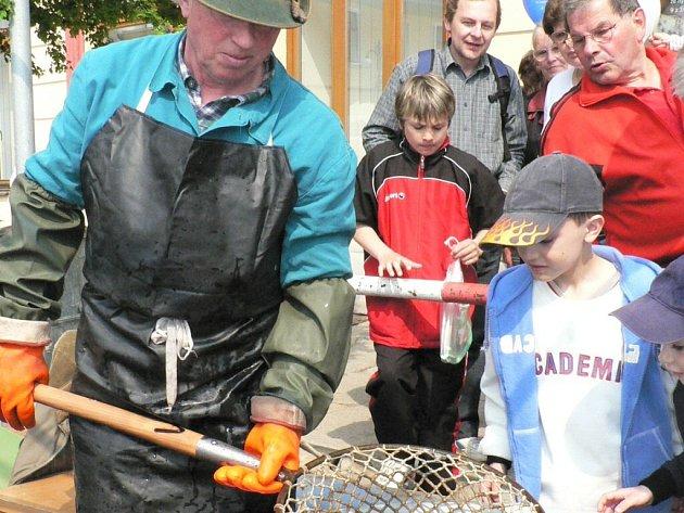 Rybářské dny už jsou v plném proudu