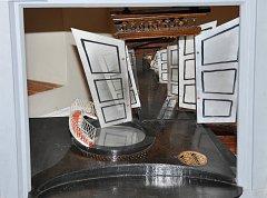 Ve Strakonicích byla v úterý 6. března zahájena výstava Profese scénograf. Kresby, malby a modely z Národního muzea.