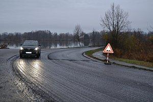 Oprava silnice ve Vodňanech
