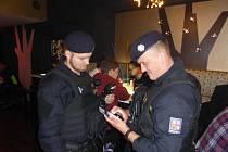 Policejní akce HAD. Foto: Jaromíra Nováková, PČR Strakonice