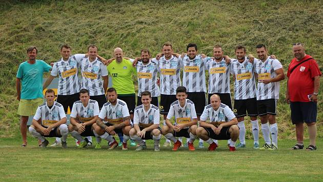 Fotbalisté Sousedovic opouštějí I.A třídu.