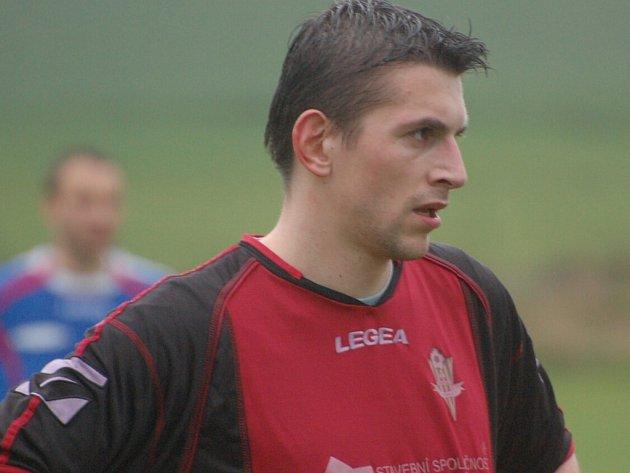Přešťovický Kálal nasázel Olešníku čtyři góly.
