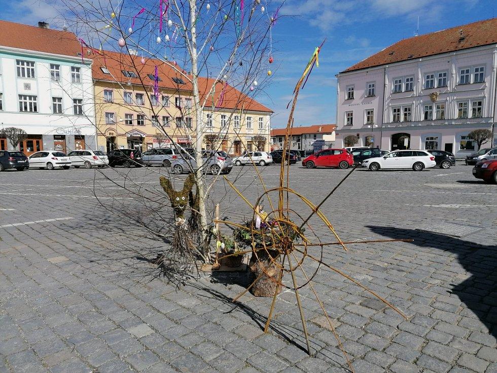 Velikonoce ve Vodňanech.