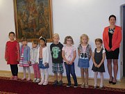 Začátek školního roku na ZŠ Bělčice.