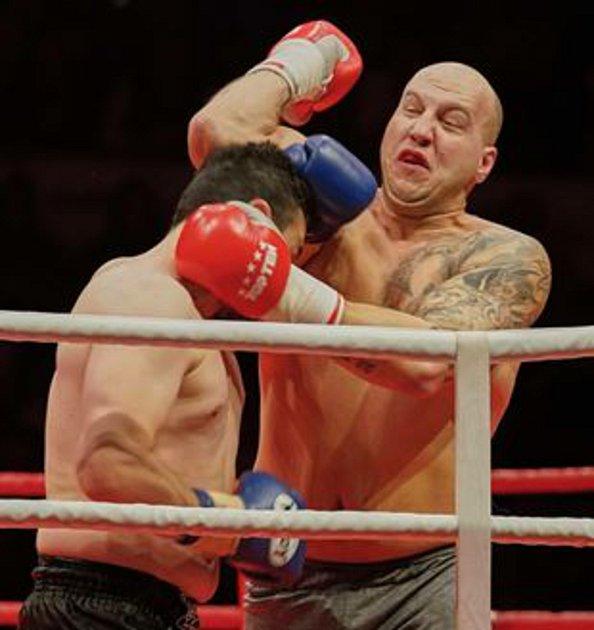 Michal Reissinger vyhrál technickým KO.