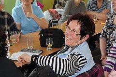 Seniorům se seminář o trénování paměti líbil.