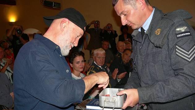 Křest knihy Dušana Vávry.
