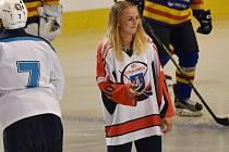 Hokejistka Tereza Vanišová