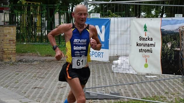 Jaroslav Pudil získal další první místo ve své Age group.
