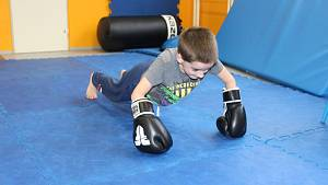 OBRAZEM: Učili děti se nebát