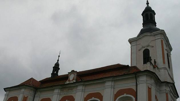 Kostel sv. Jakuba Většího v Sedlici