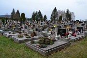 Hrob houslového virtuóza Váši Příhody se nachází na hřbitově ve Vodňanech.