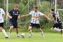 Přípravný fotbal: Sousedovice - Štěkeň 8:2.