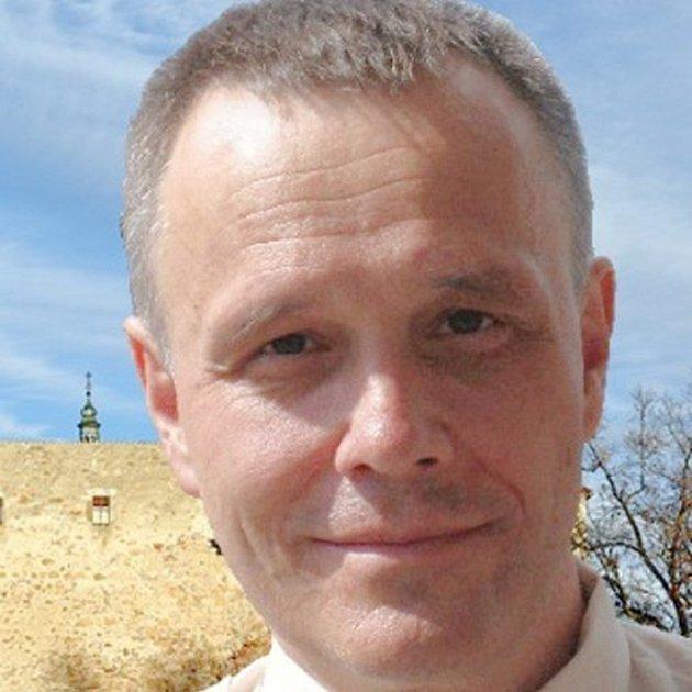 Karel Janský, 54let, Změna pro Strakonice.