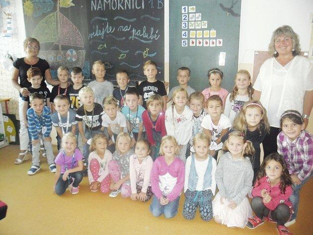 Základní škola Dukelská Strakonice, I.B
