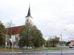 Strakonice, kostel sv. Markéty. Ilustrační foto