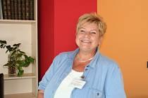 Renata Kovářová je z nových prostor pro  knihovnu nadšená.