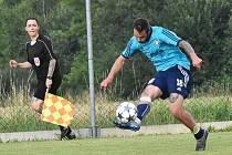 Přípravný fotbal: Katovice - Protivín 8:0 (2:0).