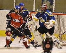 Strakoničtí  v pátek ve čtvrtfinále hostili Jindřichův Hradec a porazili ho 5:3.