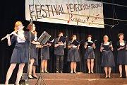 Osmý ročník přehlídkového hudebního Festivalu pěveckých sborů Zdeňky Zárubové ve Vodňanech.