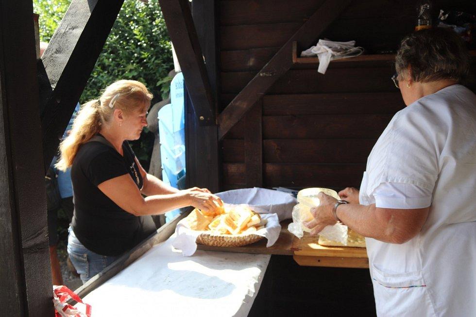 Lenorská slavnost chleba o poslední červencové sobotě se vydařila