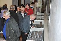 O prázdnínách pracovníci Muzea středního Pootaví Strakonice začnou stěhovat expozice, aby mohli nastoupit dělníci na rekonstrukci. Snímek je z výstavy Strakonicko za 1. světové války.