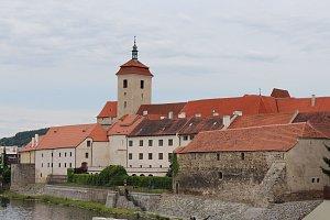 Strakonice, hrad. Ilustrační foto