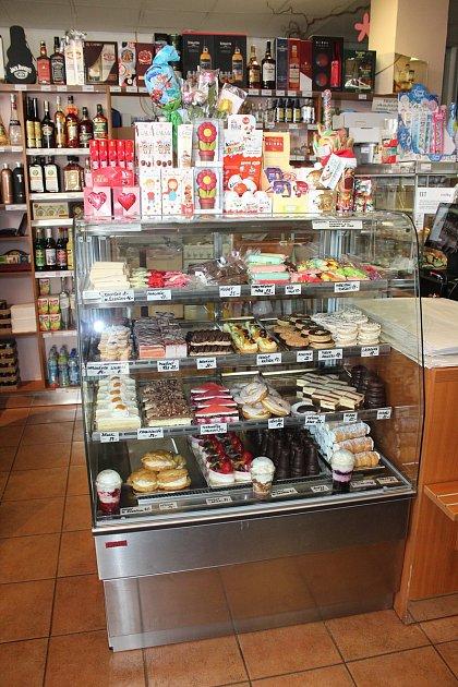 Jana Kazbundová provozuje cukrárnu 15let.