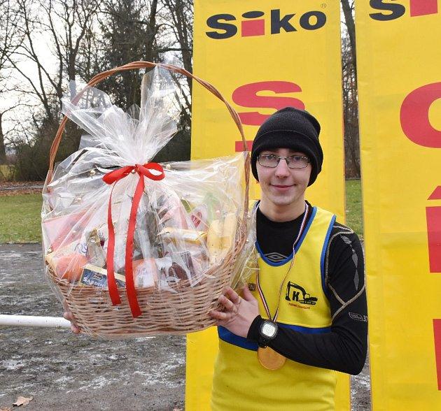 Atletic club Čimelice pořádal v sobotu 2. prosince 39. ročník přespolního běhu s názvem Mikulášský běh čimelickým parkem.