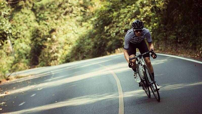 Cyklistika.