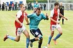 Katovičtí fotbalisté si v přípravě zopakují loňský duel se Slavií Praha U19.