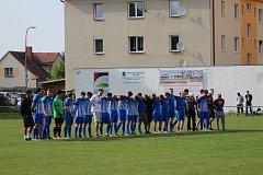 Hráči a fanoušci uctili památku Martina Kvapila.
