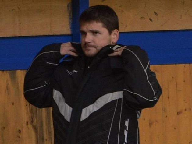 Trenér Jiří Beneš