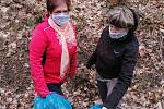 Marie Táborová (vlevo) a Marie Samcová.