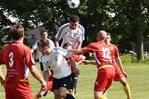 Fotbalisté Junioru podlehli v Sepekově 1:2.