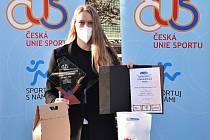 Nejúspěšnější sportovci Strakonicka za rok 2020 převzali svá ocenění.
