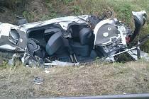 Nehoda v Sudoměři