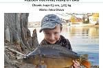 Soutěž o nejlepšího rybáře.