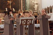 V Blatné zazní adventní hudba období středověku a baroka z Čech, Itálie, Španělska, Rakouska a Německa.