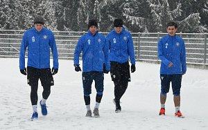 Fotbalisté Katovic začali přípravu na jaro