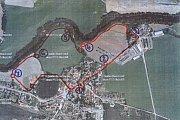 Čejetičtí snipeři uspořádali branný závod.