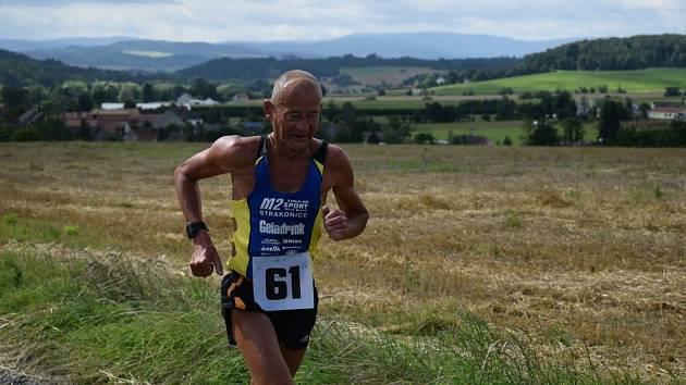 Jaroslav Pudil je vítězem Jihočeského poháru triatlonistů ve své kategorii.