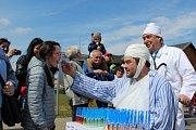 Oslavy 1. máje v Sedlici